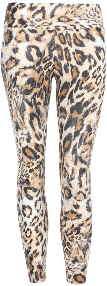 Liquido Legging ~ African Leopard Pattern