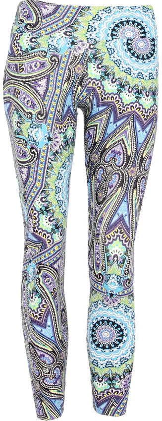 Liquido Legging ~ Fairy Tale Ice