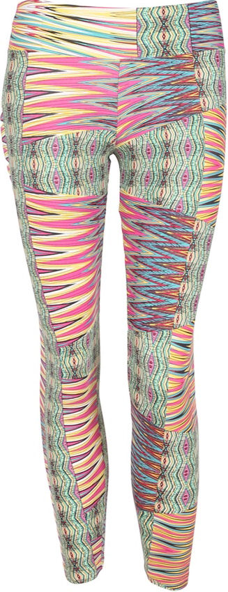 Liquido Legging ~ Let's Have Fun Pattern