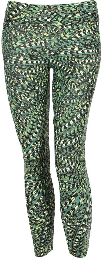 Liquido Legging ~ Peaceful Warrior Pattern