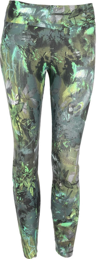 Liquido Legging ~ Rainforest Pattern