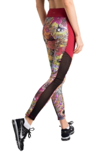 Nualime Botanical Masterpiece Legging