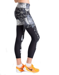 Nualime Twisted Floral Legging