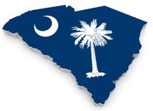 Natural Healthcare Store | South Carolina Flag