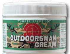 Outdoorsman Cream | Super Salve | Natural Healthcare Store