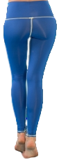 Oshun Blue Hot Pant By Teeki