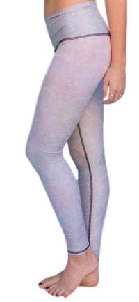 Teeki | White Snake Opal Hot Pant (with black threads)