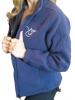 Yoga Club Apparel - Navy Blue Women's Fleece